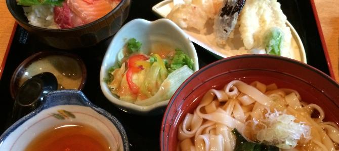 大漁日本海庄や(名古屋)/居酒屋ならではの贅沢ランチ
