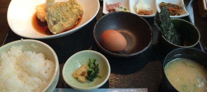 魚や六蔵(六本木ヒルズ)/寛ぎランチタイム