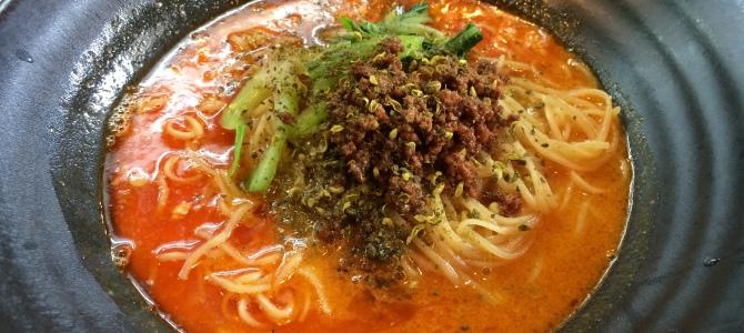 杏亭(名古屋)/上質な味わいの四川麻辣担々麺