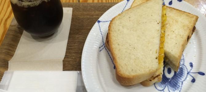 madam bla – マダム・ブロ(東京駅)/絶品チーズトーストをいただく