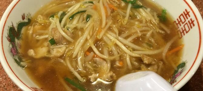 ラーメン王(浦和)/とろみモヤシが優しく美味