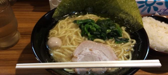 壱角家(門前仲町)/スープとライスの相性