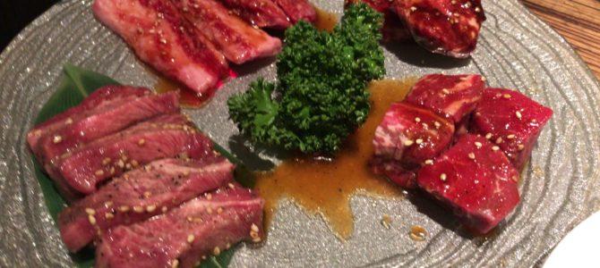 焼肉トラジ(上野)/落ち着いた雰囲気で美味しいお肉を堪能